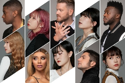 Little Glee Monster、17thシングル「Dear My Friend feat. Pentatonix」が世界初O.A.解禁決定