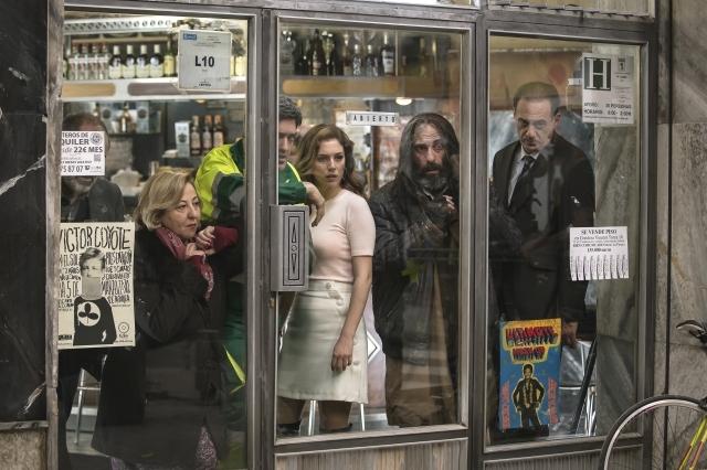 (C)2016 EL BAR PRODUCCIONES AIE - POKEEPSIE FILMS - NADIE ES PERFECTO THE BAR