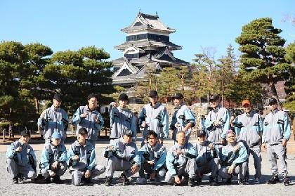 THE RAMPAGE、めざましテレビ「日本つながるプロジェクト」の応援ソングを担当