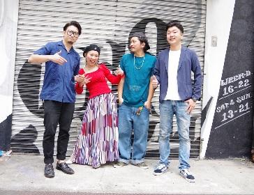 カレーも味わえる!? 大阪ライブサーキットイベント『GROOVYROOMS2017』が間もなく開催