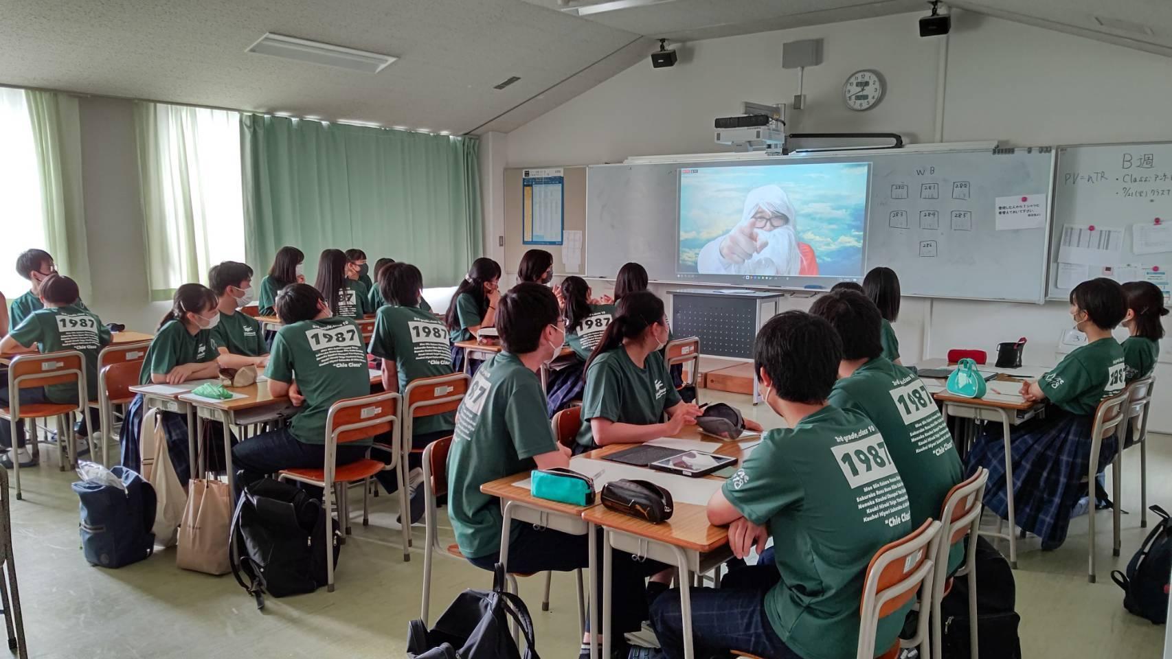 京都橘高等学校「リアル間違い探し」 (C)SCRAP