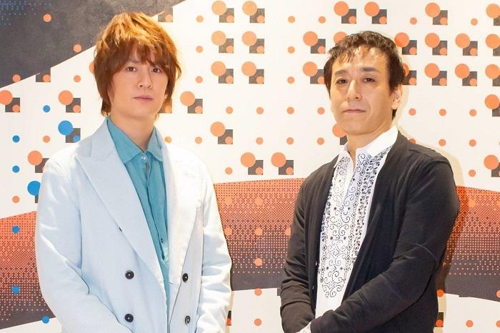 (左から)浦井健治、村井秀清