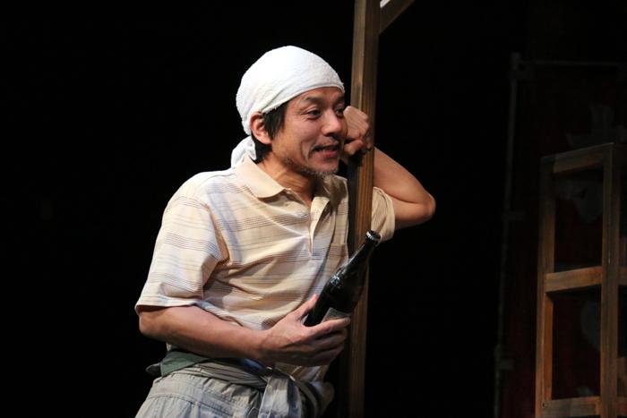勝村政信 舞台「魔術」