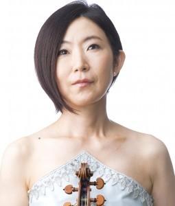 植村理葉(ヴァイオリン) ©K.Miura