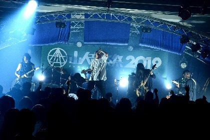 【Survive Said The Prophet・山人音楽祭 2019】人気急上昇の今、榛名ステージに刻んだロックバンドとしての姿