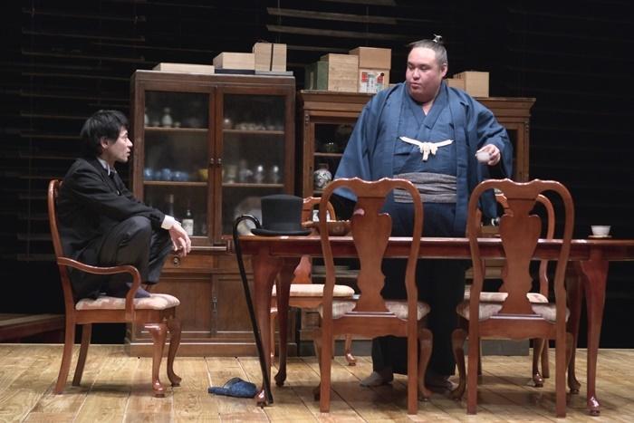 青年団『ソウル市民1919』(2006年再演より) ©青木司