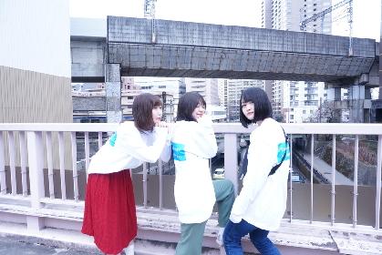 仙台発ガールズロックンロールバンド THE ARNOLDS、P-VINEより3か月連続配信リリース