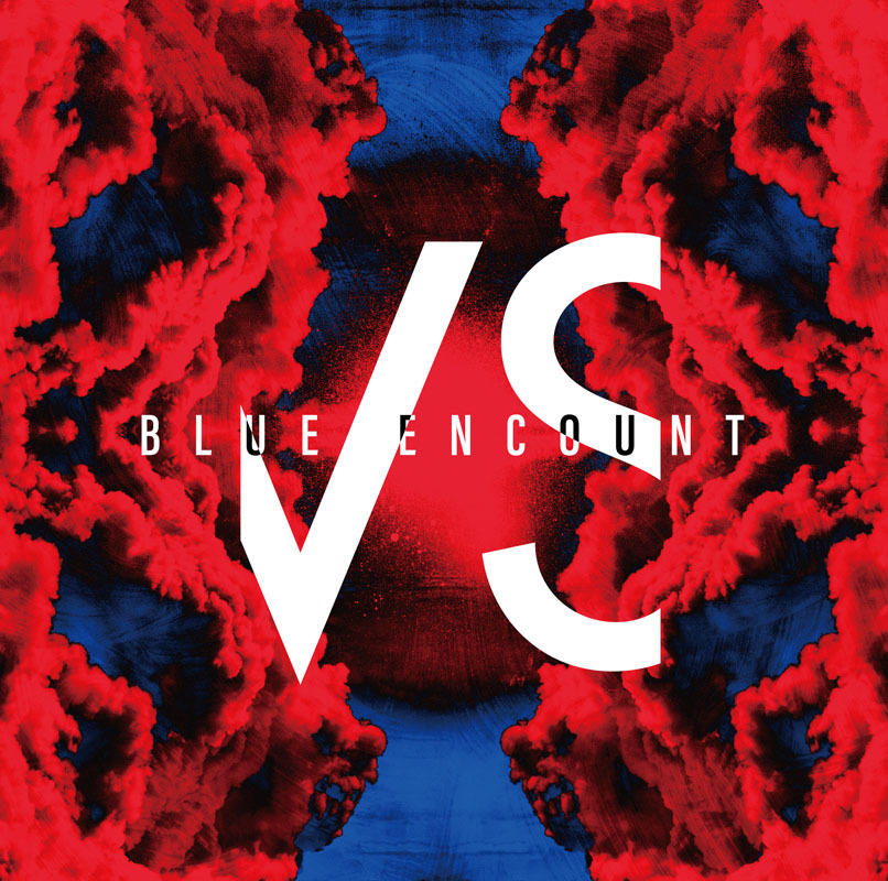 BLUE ENCOUNT New Single『VS』通常盤