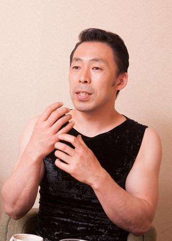 石塚充(鼓童) [撮影=平田貴章]
