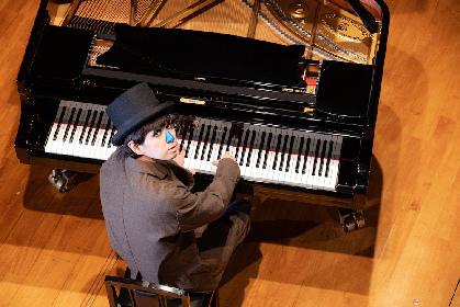 H ZETT M、ソーシャルディスタンスを保ちながら『ピアノ独演会』を開催へ 追加公演も発表に