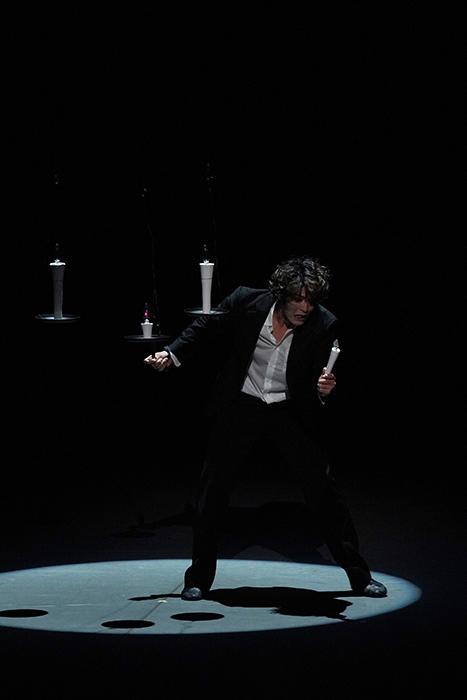 福岡雄大「死神」 大和シティーバレエ Summer Concert 2020