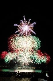 """クリスマスに繰り広げられる""""ミュージカルのような花火"""" 『ISOGAI 花火劇場 in 名古屋港』の稀有な魅力に迫る"""