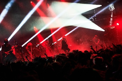 the GazettE 2019年4月からワールドツアー開催決定