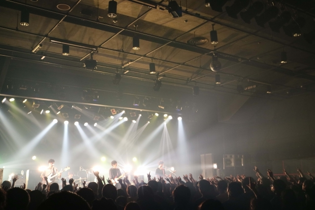 "androp 『ZIP-FM""HOT SHOT THE LIVE"" androp×きのこ帝国』"
