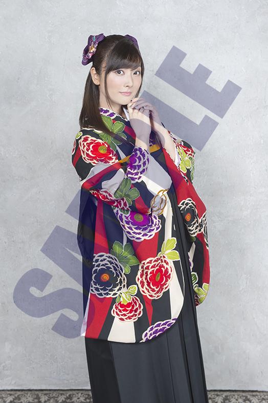 ファンクラブ会員限定で諏訪彩花プロデュースの大正浪漫風写真の壁紙をプレゼント