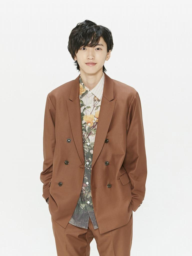 道枝駿佑(なにわ男子/関西ジャニーズJr.)