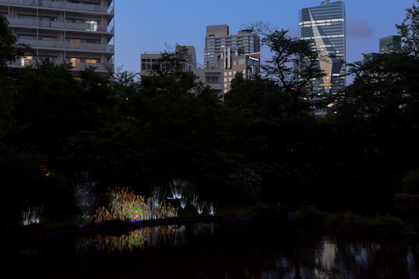 生田目 礼一 《未来庭園》
