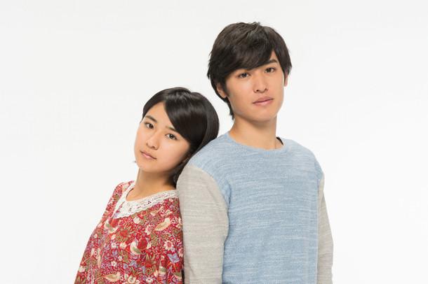 「少女ミウ」ビジュアル(撮影:柴田和彦)