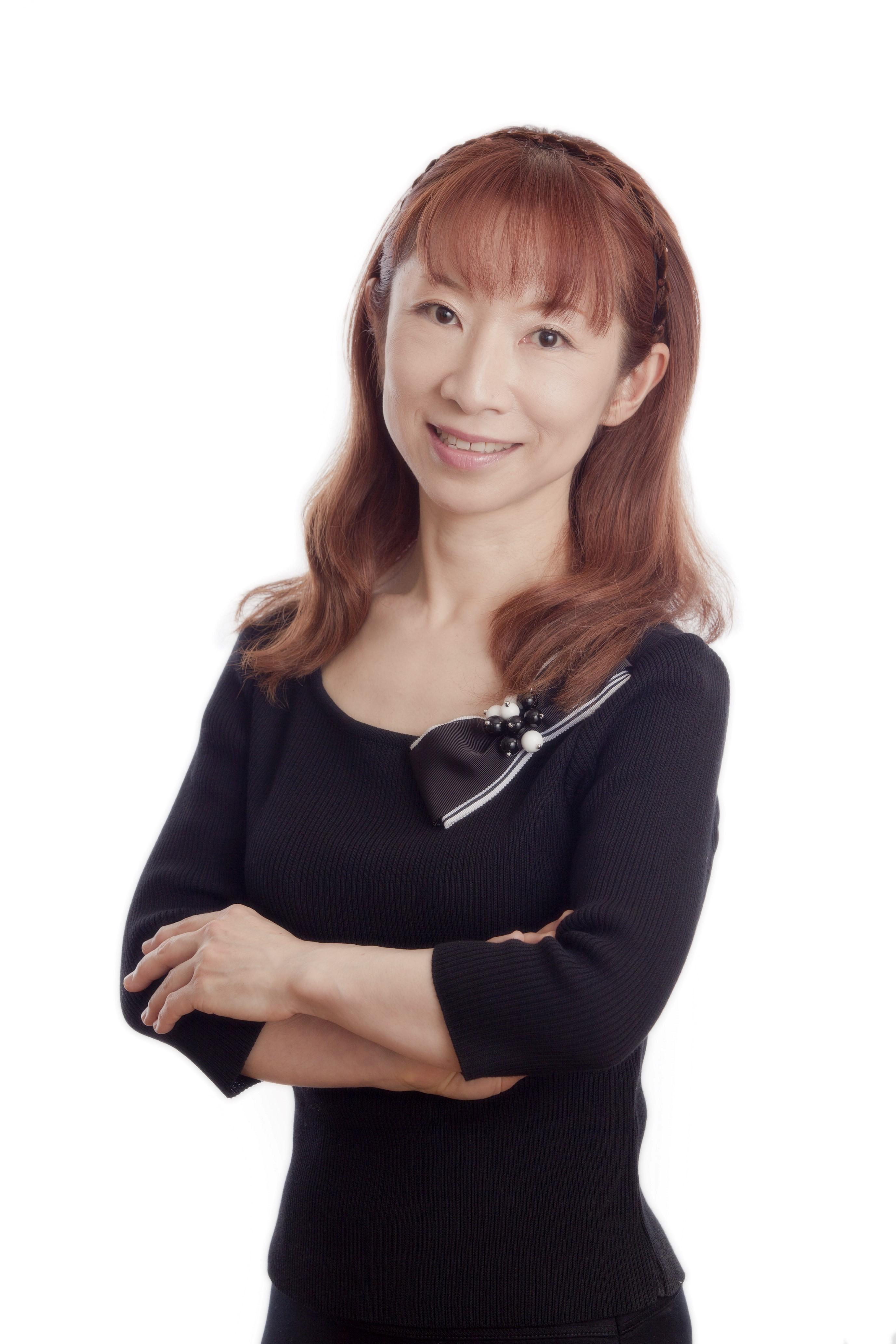 浜中康子  (C)K.Miura