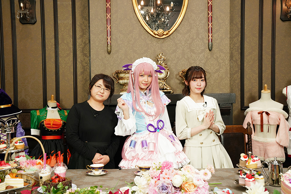 #3 ゲスト 田中絵里子 (c)enacosTV