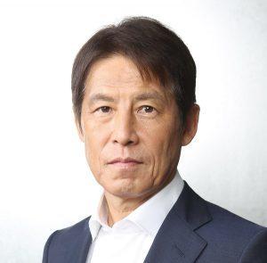 西野朗氏プロフィール:埼玉県浦和市(現・さいたま市)出身。前サッカー日本代表監督