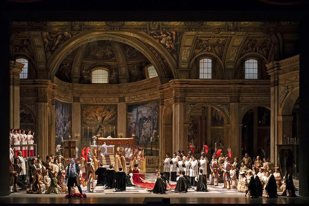 オペラ『トスカ』
