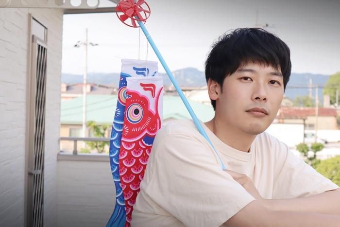 「ももちの世界」主宰で劇作家・演出家のピンク地底人3号。 [撮影]chanmi
