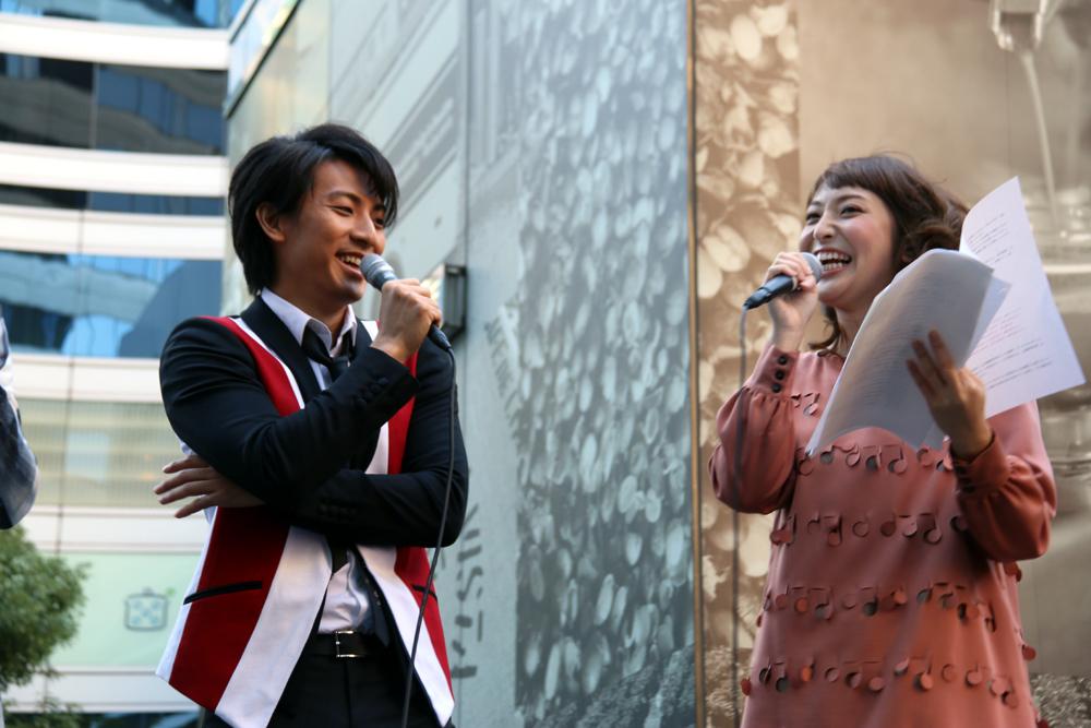 上山竜治 RiRiKA ミュージカル「花より男子」