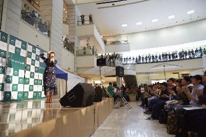 安野希世乃2ndミニアルバム『笑顔。』 リリース記念イベント ~ぼくたちのヴィーナス~ オフィシャルイベントレポート到着