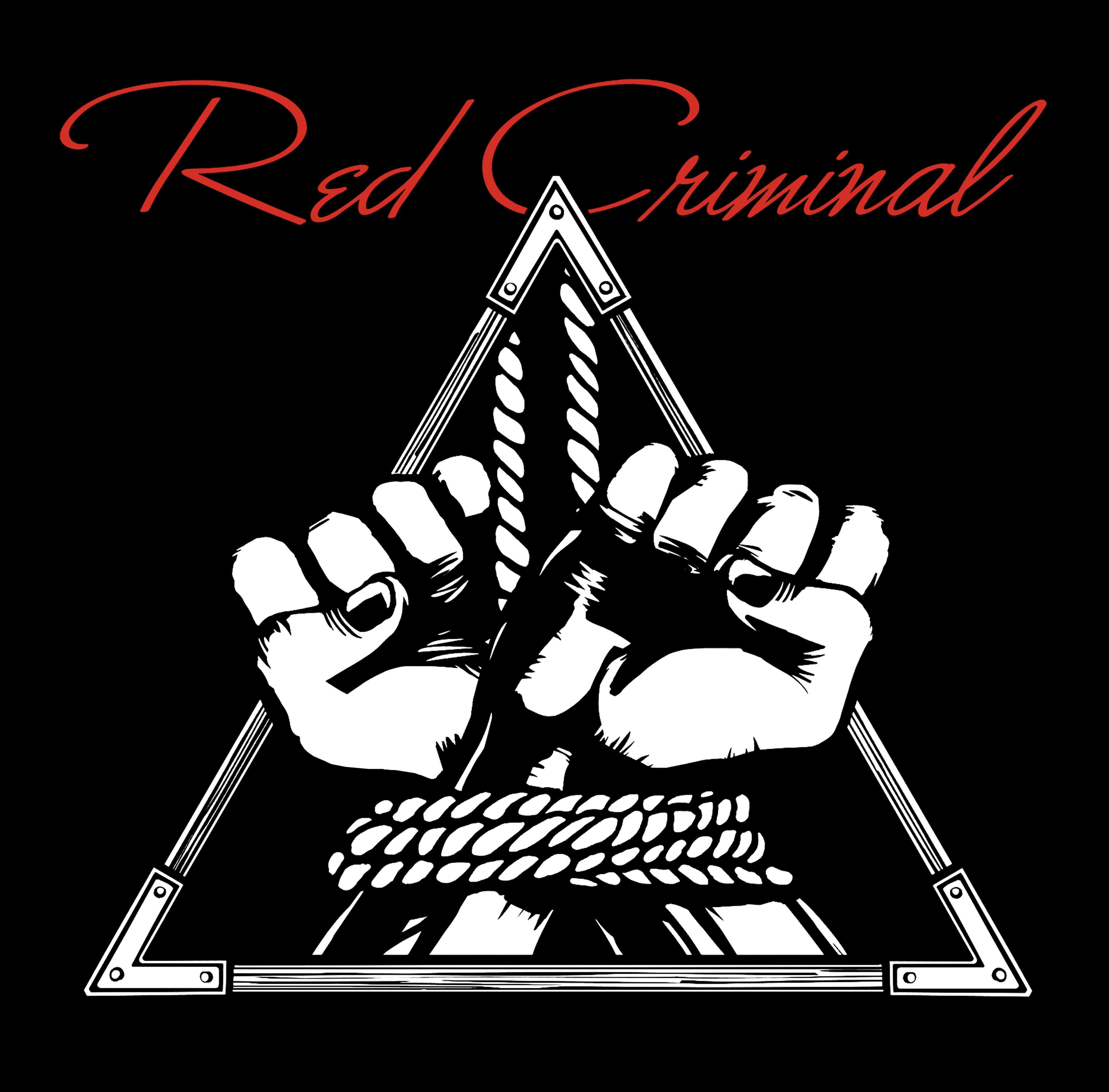 「Red Criminal」ジャケット