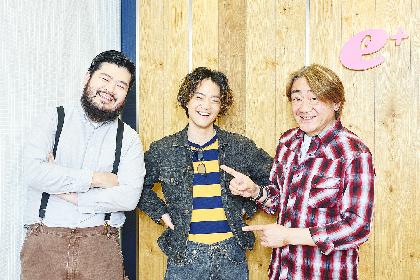 「野村義男のおなか(ま)いっぱい おかわりコラム」16杯目は、1年半ぶりのニュー・アルバムをリリースしたFIVE NEW OLDが登場