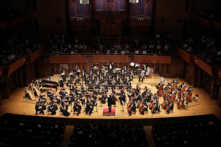 関西フィルハーモニー管弦楽団  (C)s.yamamoto