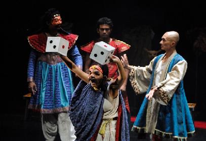 インドの古代叙事詩「マハーバーラタ」を舞台化/12月に吉祥寺シアターで上演