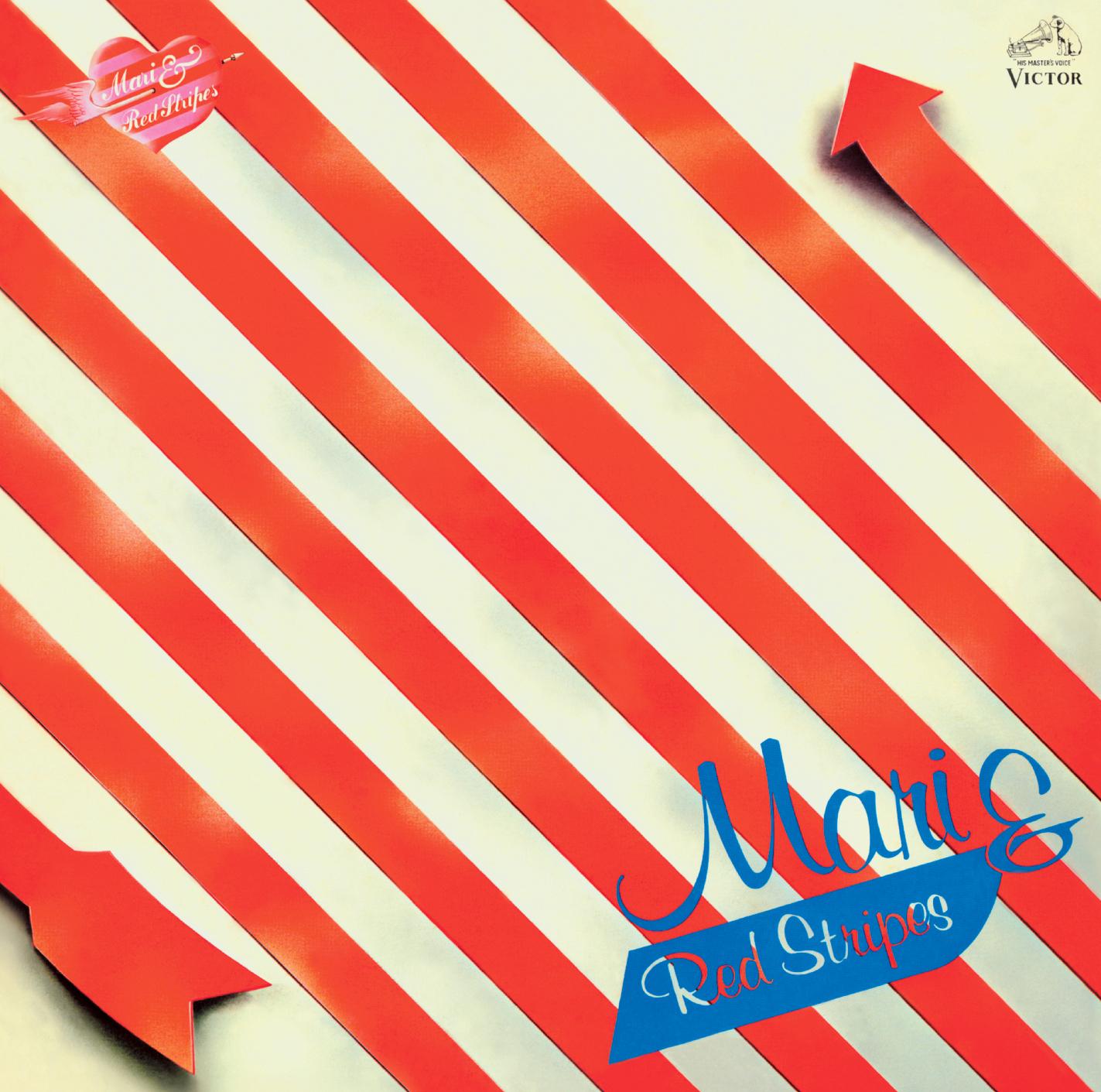 マスターピース・コレクション~CITY POP名作選『MARI & RED STRIPES+1/杉 真理』VICL-65520