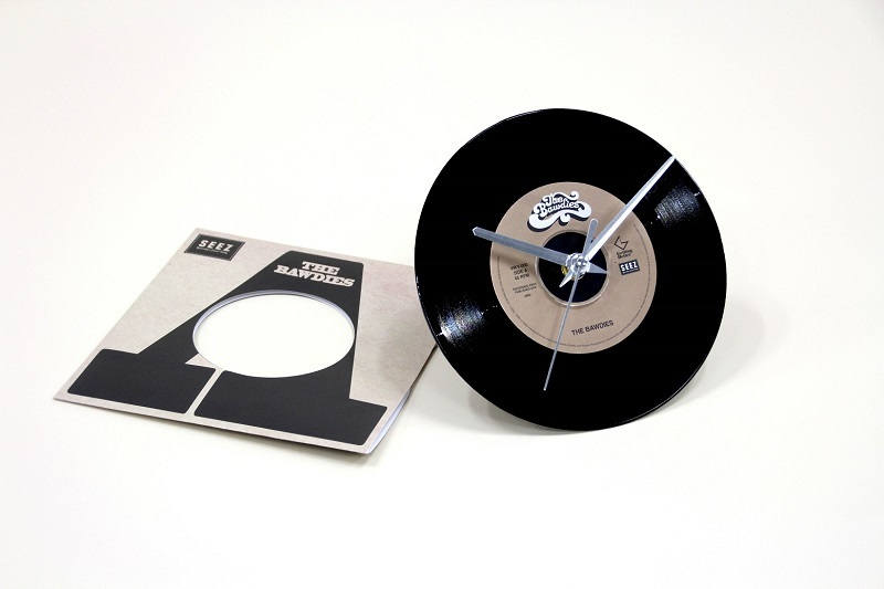 『THIS IS THE BEST』Deluxe Edition:7inch Record Clock