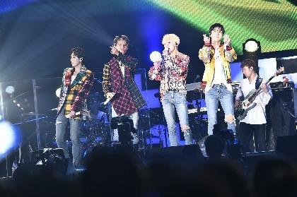 """WINNER 現時点の""""最高の瞬間""""が凝縮された幕張ライブ「僕らが歌手として存在できる理由になってくれてありがとうございます」"""