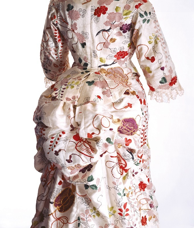 ドレスや服飾品を約200点紹介 『ファッションとアート 麗しき東西交流 ...