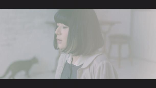 まじ娘「彗星のパレード」ミュージックビデオのワンシーン。