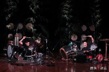 鼓童の中込健太と住吉佑太によるユニット「ケンタタクユウタタク」、単独ライブの開催が決定 ライブ配信もあり