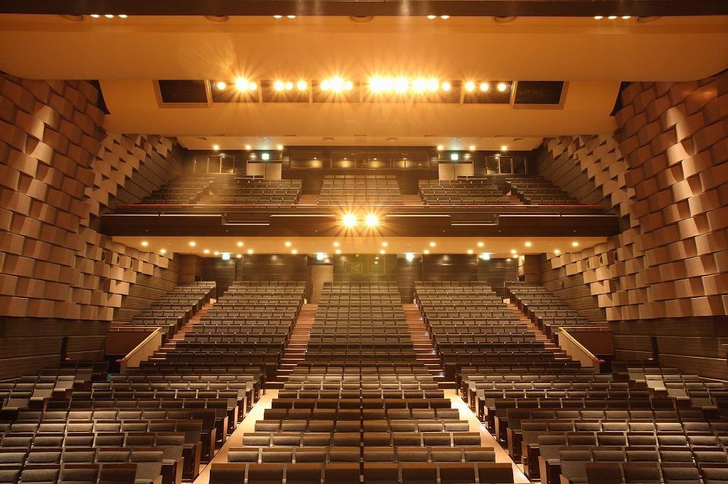 サンシャイン劇場客席