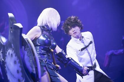 『Fate/Grand Order THE STAGE -冠位時間神殿ソロモン-』東京公演が開幕 舞台写真&オフィシャルレポートが到着