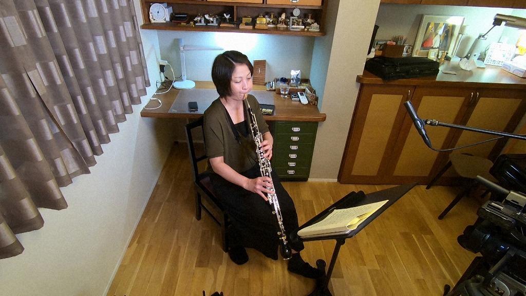 NHK交響楽団 イングリッシュホルン奏者の池田昭子