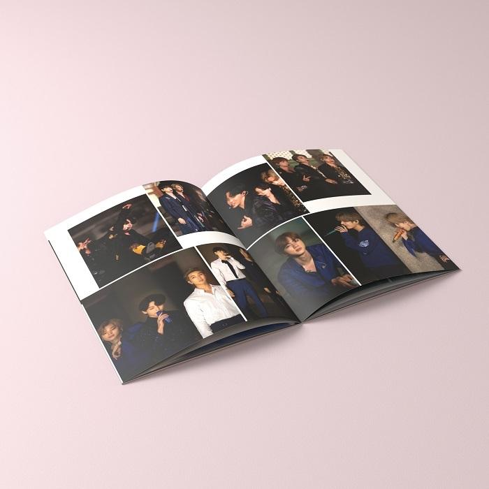 ライブ、 アメリカ遠征など3つのコンセプトで7人に密着し、 オン&オフをあますところなく撮ったプレミアム写真で構成された132ページの特別BOOK