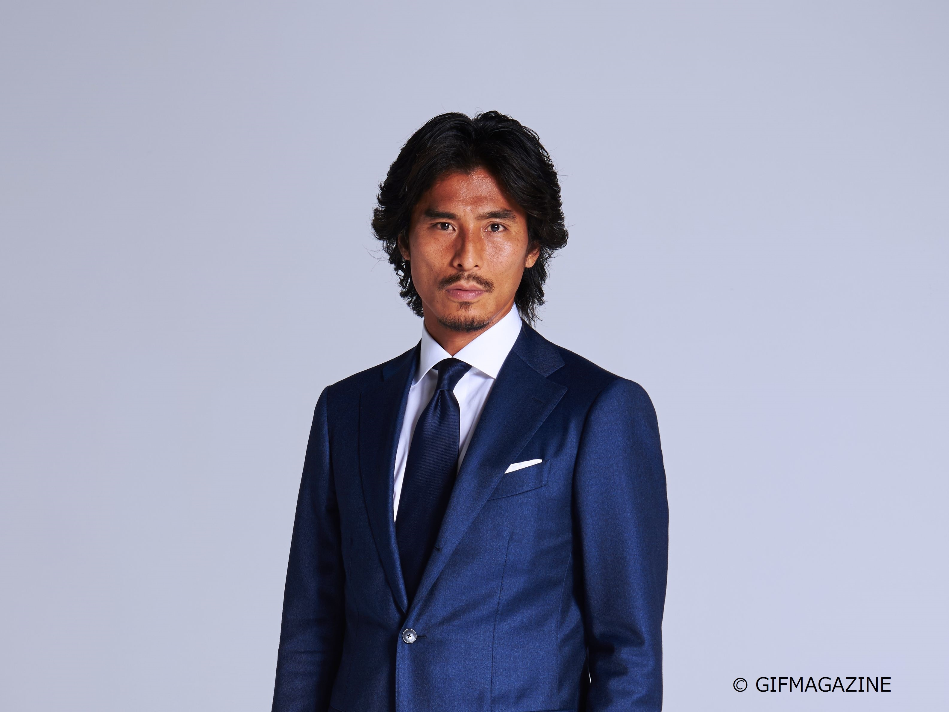 『AKASAKA e-LOUNGE~アスリートの言葉が明日を変える~』の初回ゲストは、サッカー元日本代表の中澤佑二氏