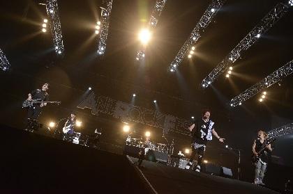 SPYAIR、5年ぶりにTVアニメ『銀魂』オープニングテーマを担当 『ANI-ROCK FES. 2018』も『銀魂』中心のステージに