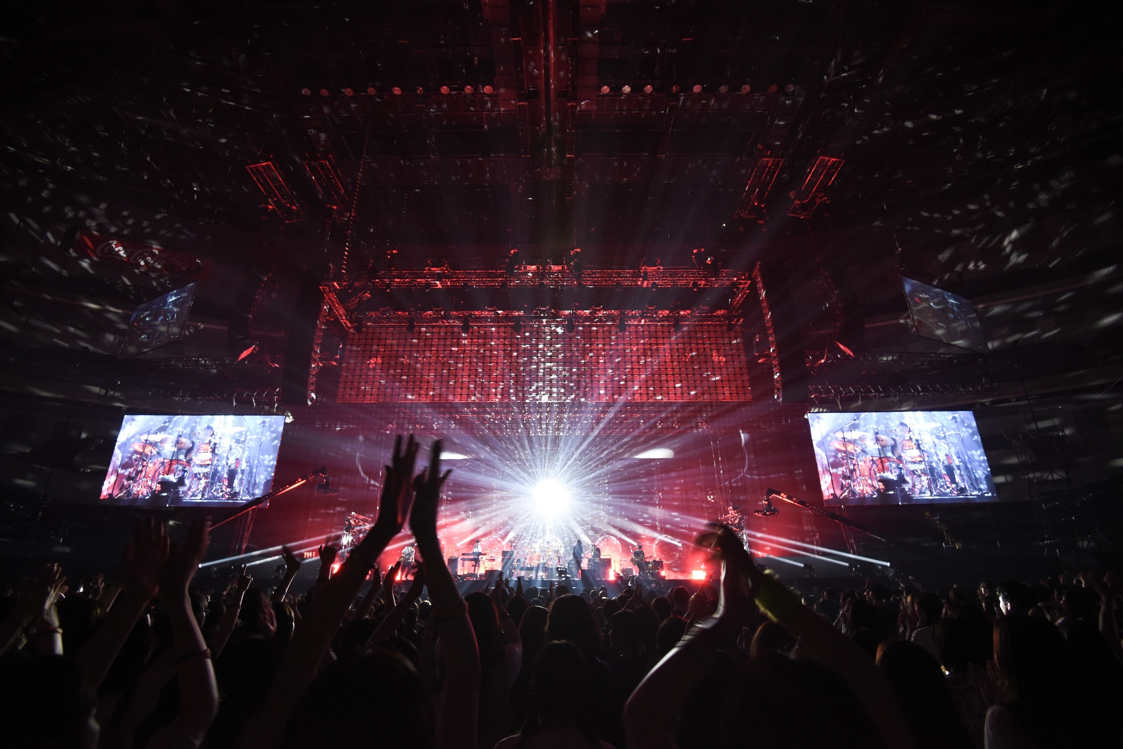 back number『All Our Yesterdays Tour 2017 supported by uP!!!』さいたまスーパーアリーナ公演 撮影=佐藤祐介