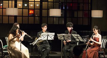 こぱんだウィンズ from ぱんだウインドオーケストラ、木管五重奏のあたたかな音色が包み込む日曜の午後