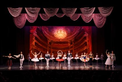 バレエの名場面満載「ロシア・バレエ・ガラ2021」全国ツアーを目前に控え、来日ダンサーからのメッセージが到着