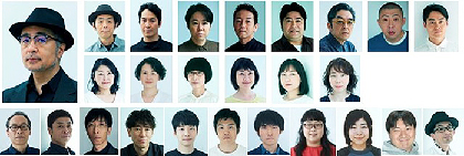 大人計画メンバー全員出演の特番『朝まで「大人計画テレビ」~松尾スズキと25人の仲間たち~』をNHK BSで放送