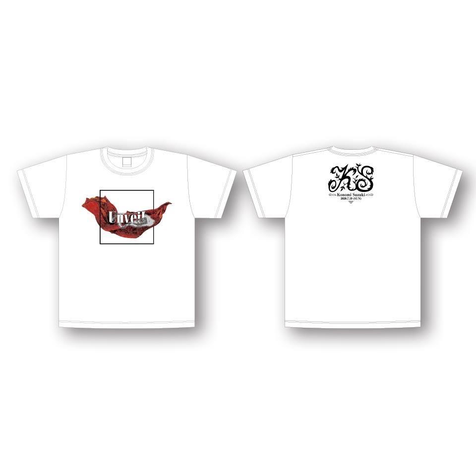 Tシャツ白